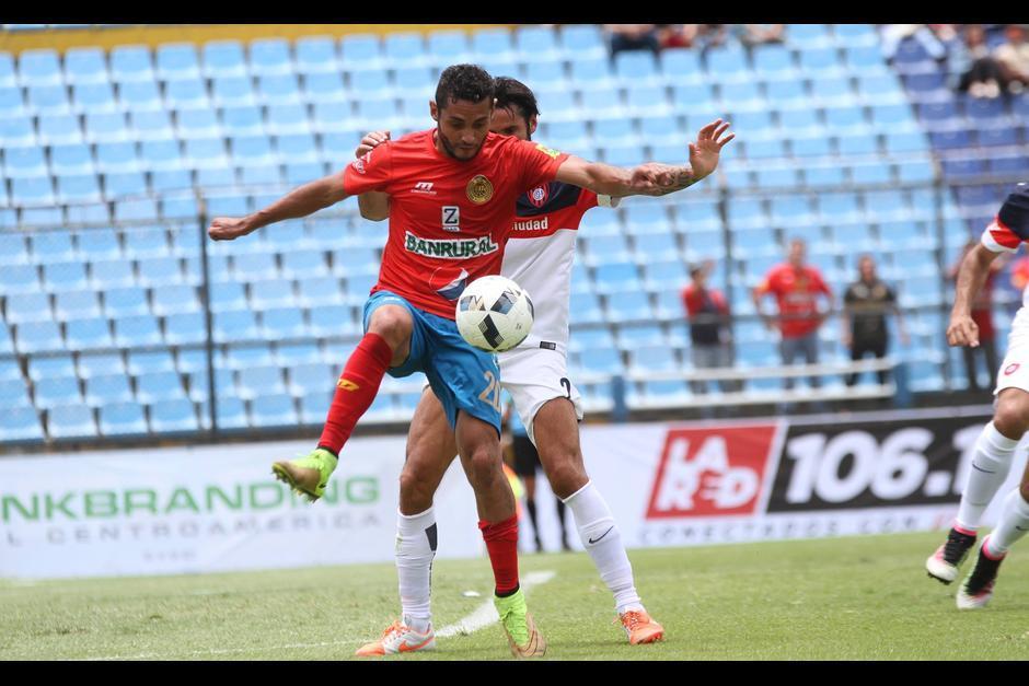 Guerra ya fue goleador de tres torneos en la Primera División. (Foto: Soy502)