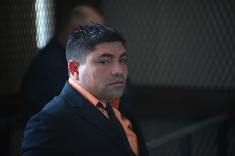 """Marvin Montiel Marín alias """"El Taquero"""" está vinculado a la muerte de Byron Lima. (Foto: Archivo/Soy502)"""