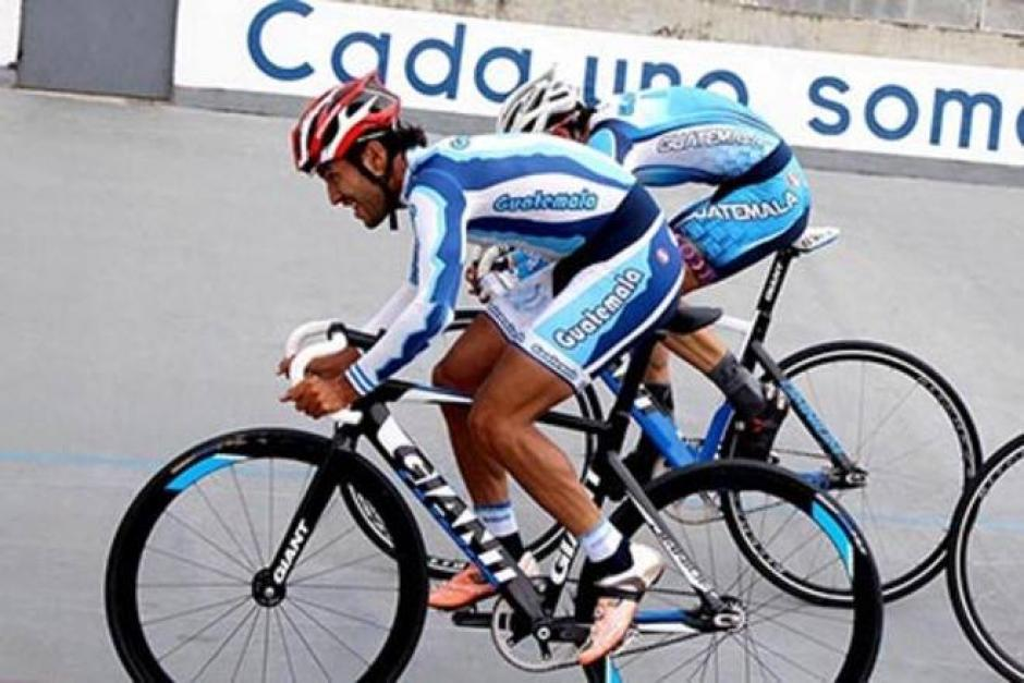 Alejandro Padilla, ciclista guatemalteco