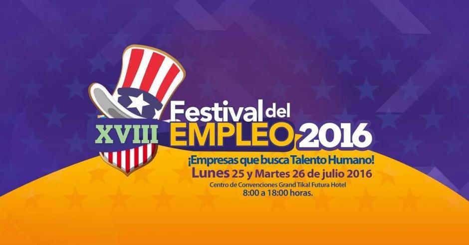 Este lunes inicia el Festival del Empleo 2016 (Foto: Amcham)