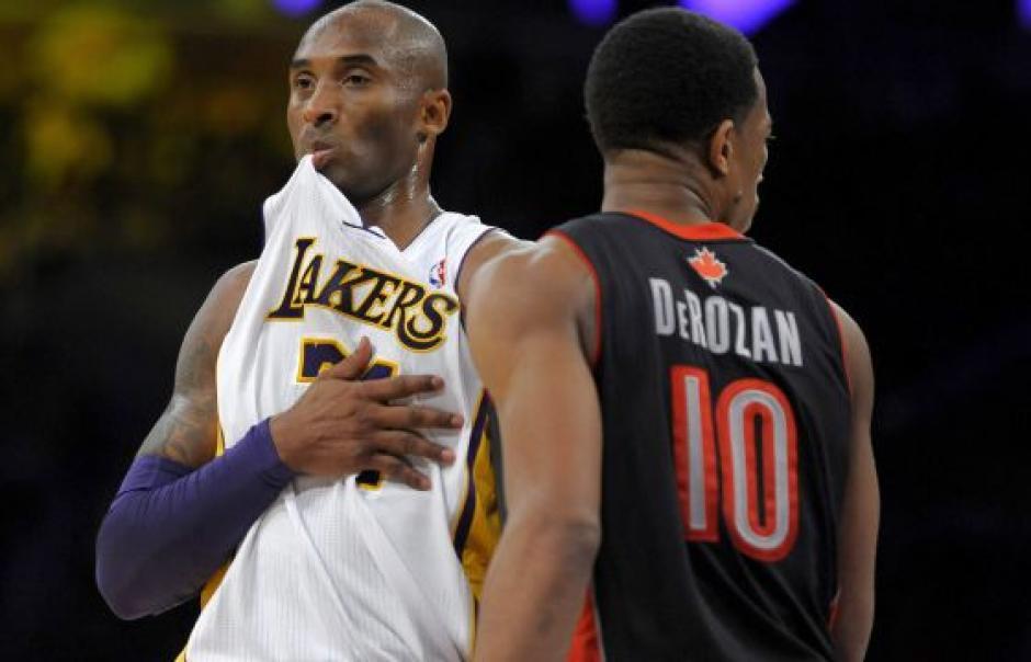Kobe Bryant, Lakers, NBA