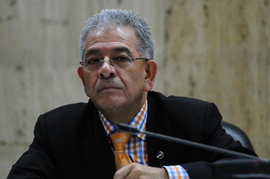 Miguel Ángel Gálvez resolvió dictar auto de prisión en contra de Otto Pérez Molina y Roxana Baldetti. (Foto: Archivo/Soy502)