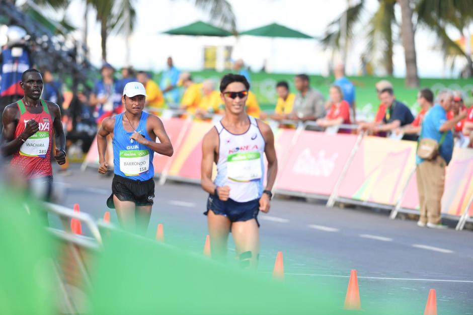 Barrondo se despidió de Río 2016 sólo con la prueba de 20 kilómetros. (Foto: Archivo)
