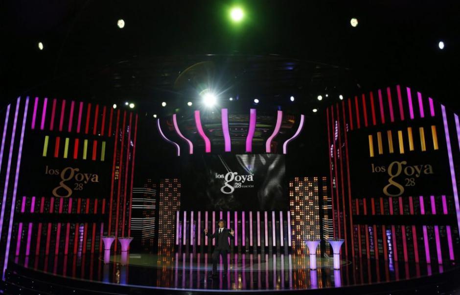 Manel Fuentes fue el presentador de la gala de los Premios Goya 2014. (Foto: elpais.com)