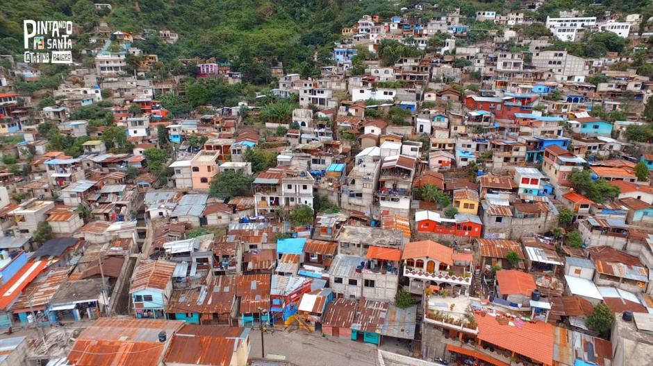 El proyecto artístico tiene varios ejes que esperan impactar en Santa Catarina Paolopó. (Foto: ChapinFilms)