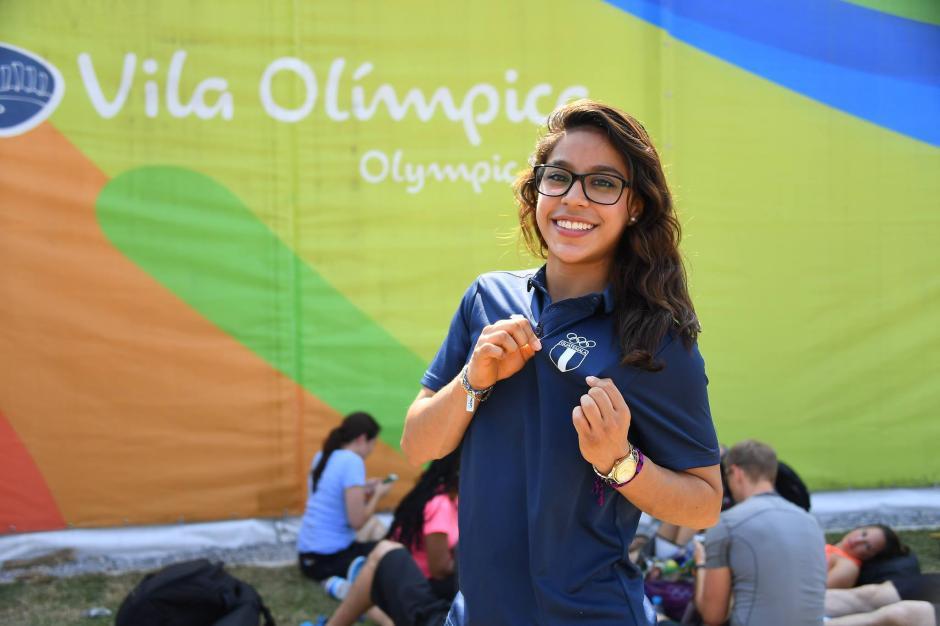 La gimnasta cree que hay buen futuro en dicho deporte. (Foto: Aldo Martínez/Nuestro Diario)