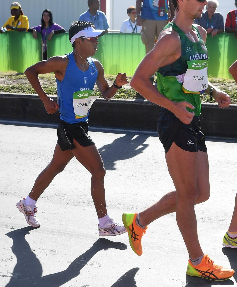José Raymundo debutó en Juegos Olímpicos. (Foto: Sergio Muñoz/Enviado ACD)