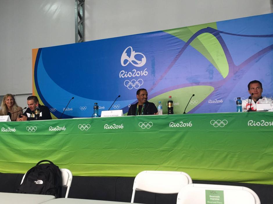 Él mismo se negó a portar la bandera olímpica, quiso ser independiente. (Soy502)