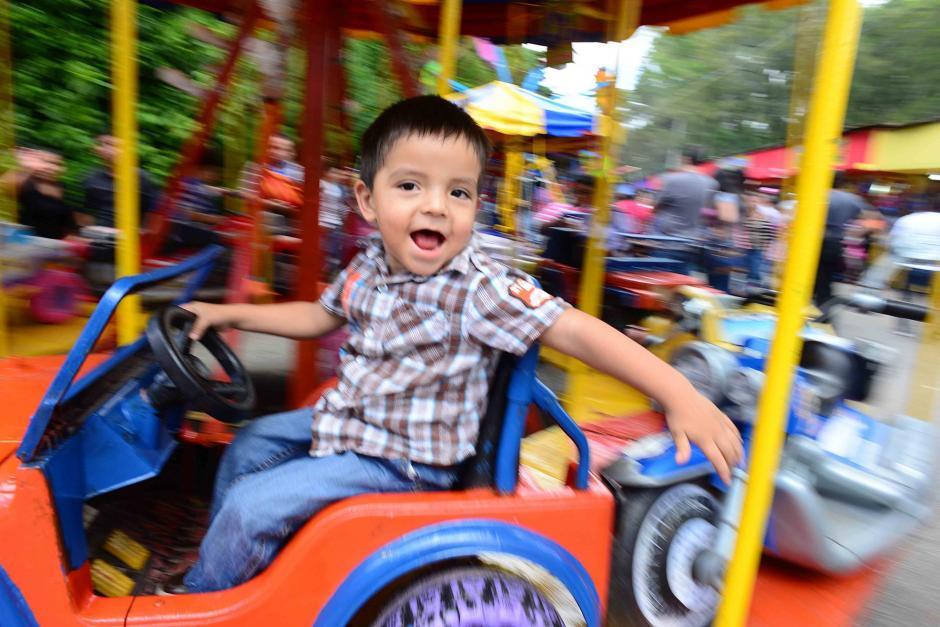 El Índice de Felicidad Mundial ubica a Guatemala en el puesto 26 de 140 países. (Foto: Archivo/Soy502)