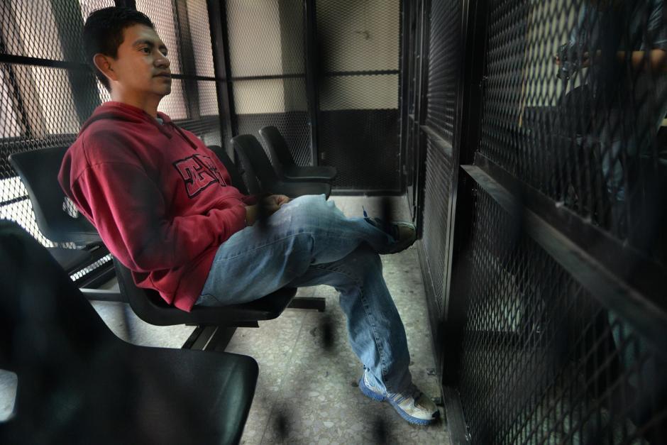 Pirir Cancinos podría ser sentenciado a 15 años de cárcel por la muerte de Kevin Díaz. (Foto: Wilder López/Soy502)