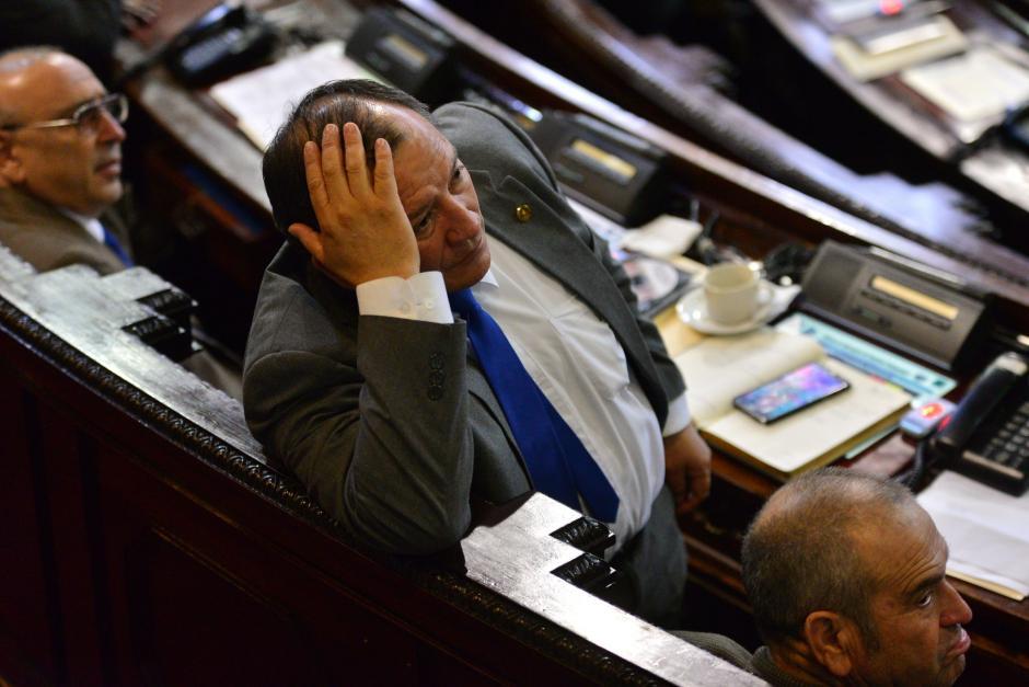 El diputado Alsider Arias solicitó permiso para ausentarse por tiempo indefinido. (Foto: Archivo/Soy502)