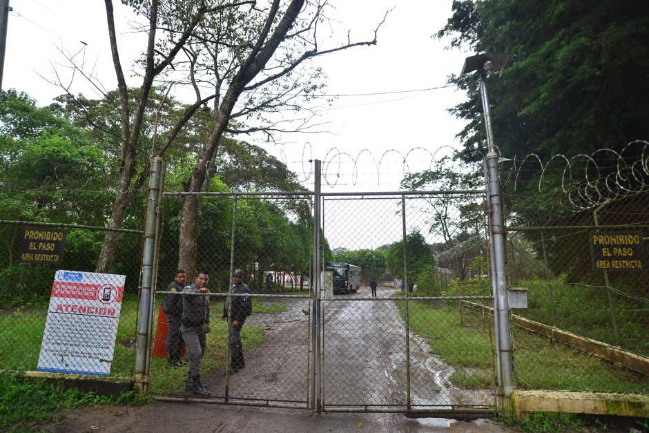 La cárcel Mariscal Zavala se ubica en la brigada militar del mismo nombre en la zona 17. (Foto: Archivo/Soy502)