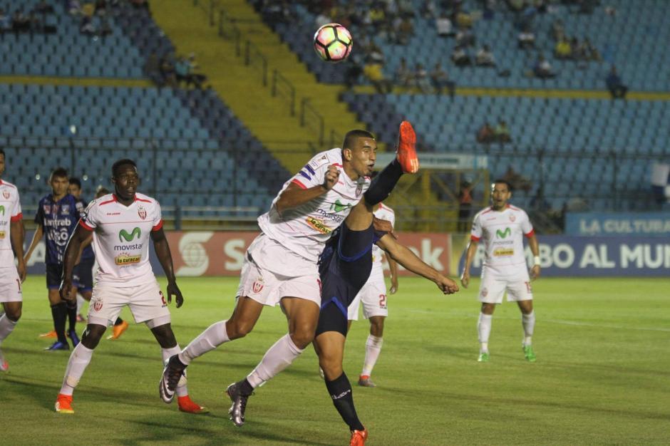 El Deportivo Suchitepéquez se enfrentó al Real Estelí de Nicaragua. (Foto: Luis Barrios/Soy502)