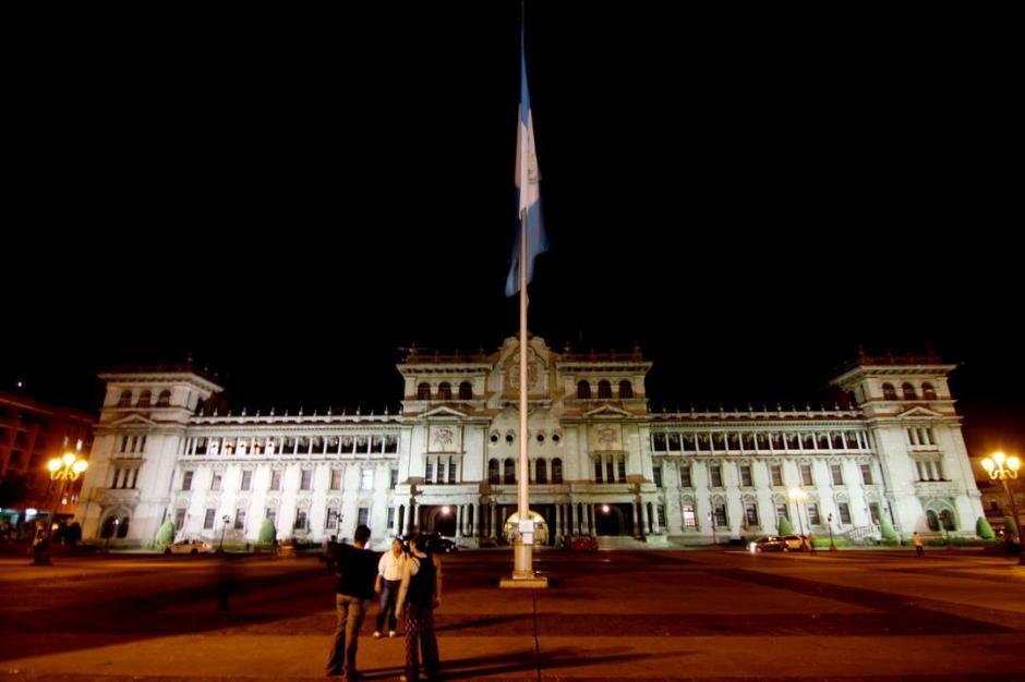 Guerra administra el Palacio Nacional y sus trabajadores denuncian malos tratos. (Foto: Alejandro Balán/Soy502)