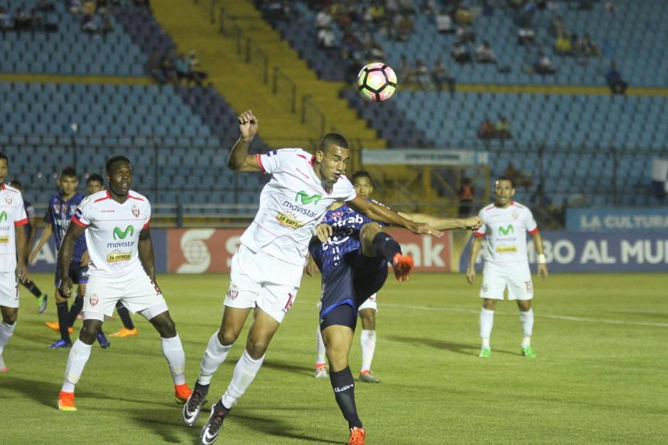 Los venados debutaron en la Liga de Campeones de la Concacaf. (Foto: Luis Barrios/Soy502)