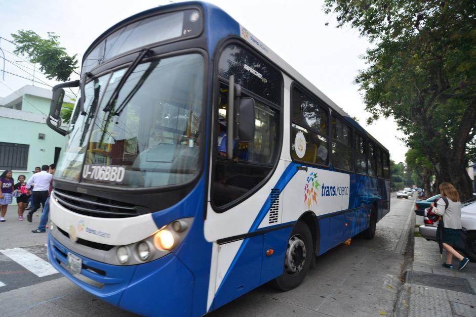 De 3 mil 155 buses que debían adquirirse, solo operan 455. (Foto: Archivo/Soy502)