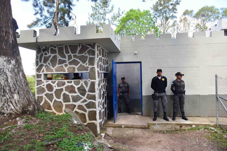 """""""El Taquero"""" solicitó ser trasladado a otra prisión pues teme por su vida en ese lugar. (Foto: Alejandro Balán/Soy502)"""