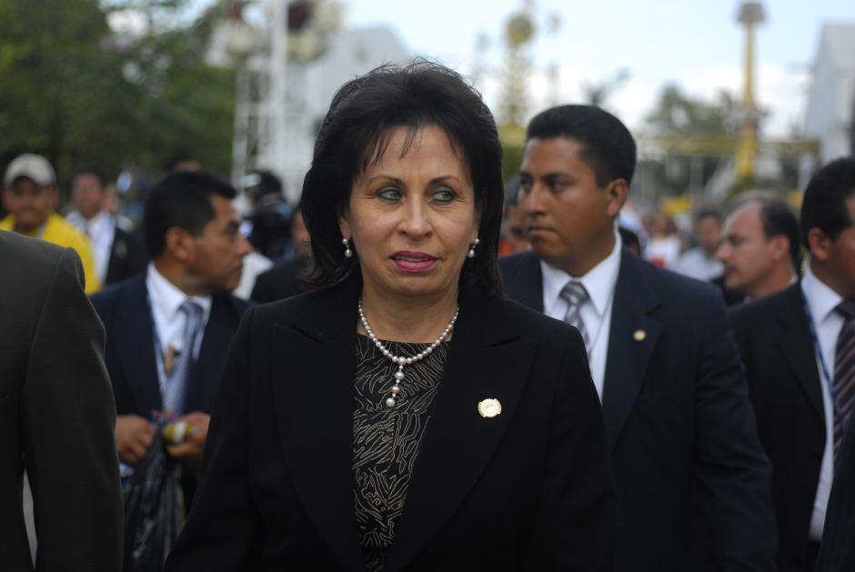 Después de su matrimonio en 2002 con Álvaro Colom, Sandra Torres se convirtió en Primera Dama en 2008. (Foto: Jesús Álfonso/Soy502)