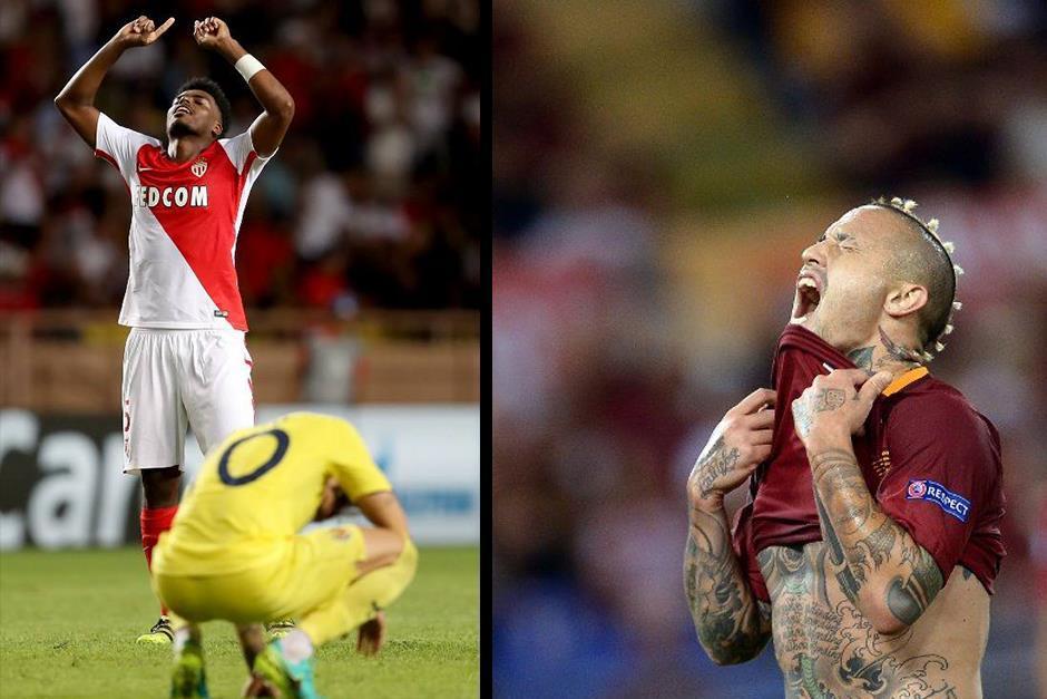 Villarreal y Roma tienen que conformarse con la Europa League. (Foto: AFP)