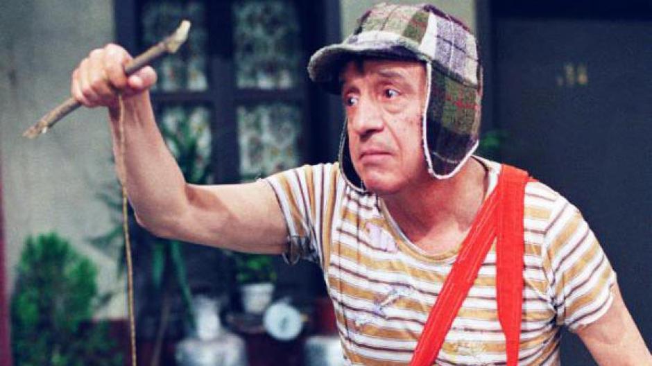 Roberto Gómez Bolaños personificaba al Chavo del 8. (Foto: t13.cl)