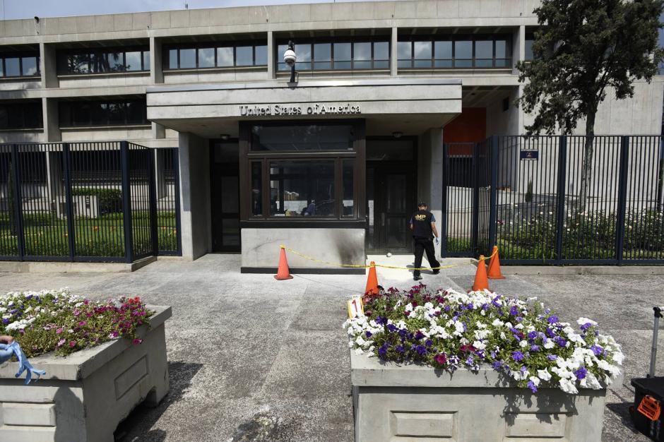 La Embajada de los Estados Unidos estará cerrada el próximo lunes 5 de septiembre. (Foto: Archivo/Soy502)