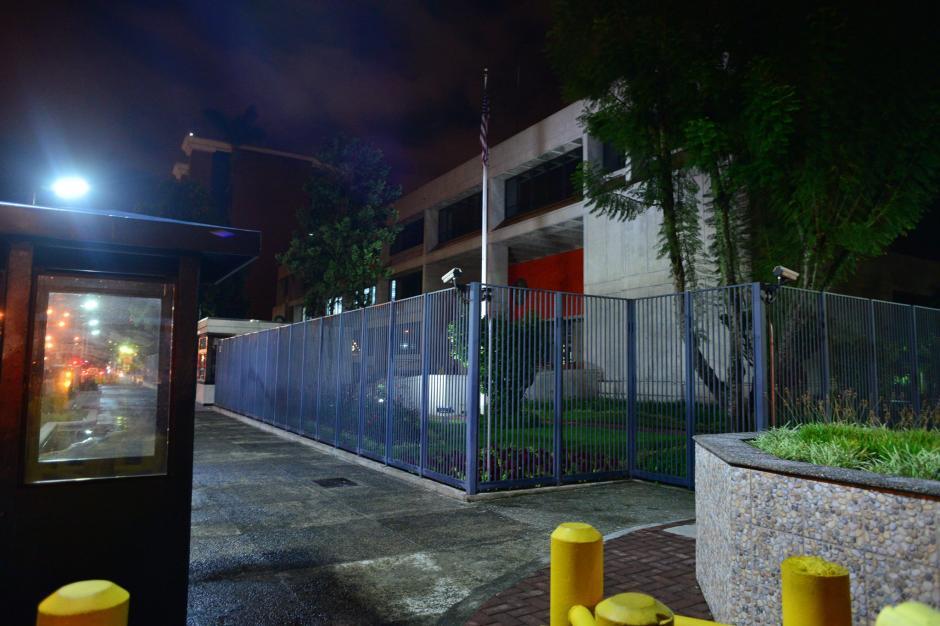 La sección consular y todas las agencias estadounidenses representadas en Guatemala también estarán cerradas. (Foto: Archivo/Soy502)