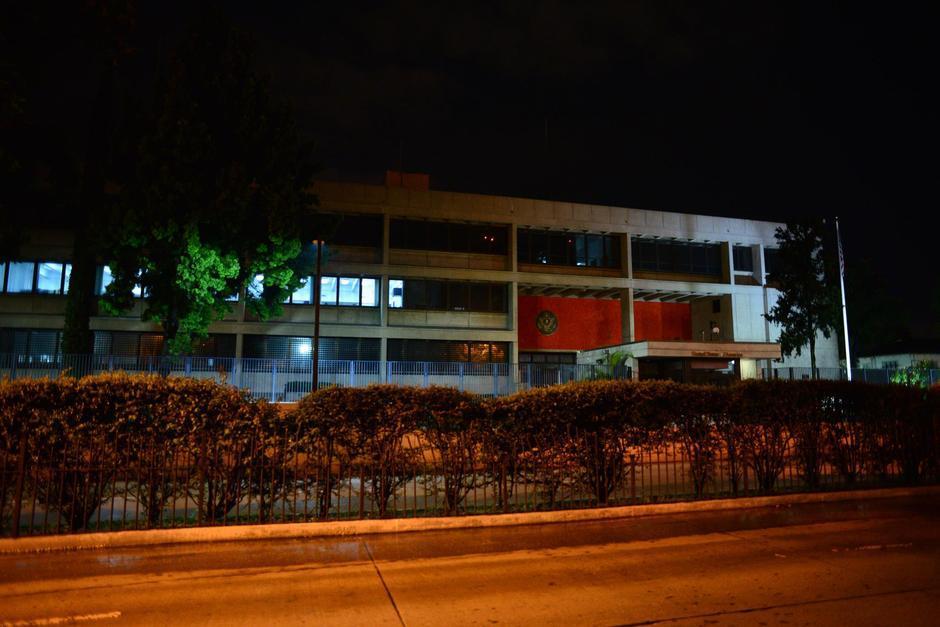 La Embajada de los Estados Unidos estará cerrada este lunes 10 de octubre. (Foto: Archivo/Soy502)