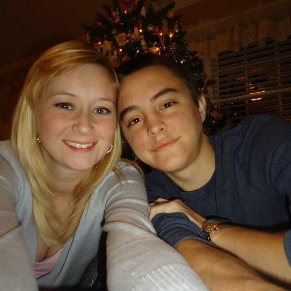 Los dos padecen fibrosis quística y actualmente se encuentran separados por un transplante de pulmón que recibieron. (Foto: Facebook, Dalton and Katie Prager's)