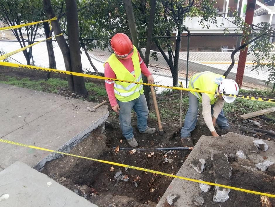 La obra permitirá un mejor flujo hacia el centro de la ciudad. (Foto: Municipalidad de Guatemala)