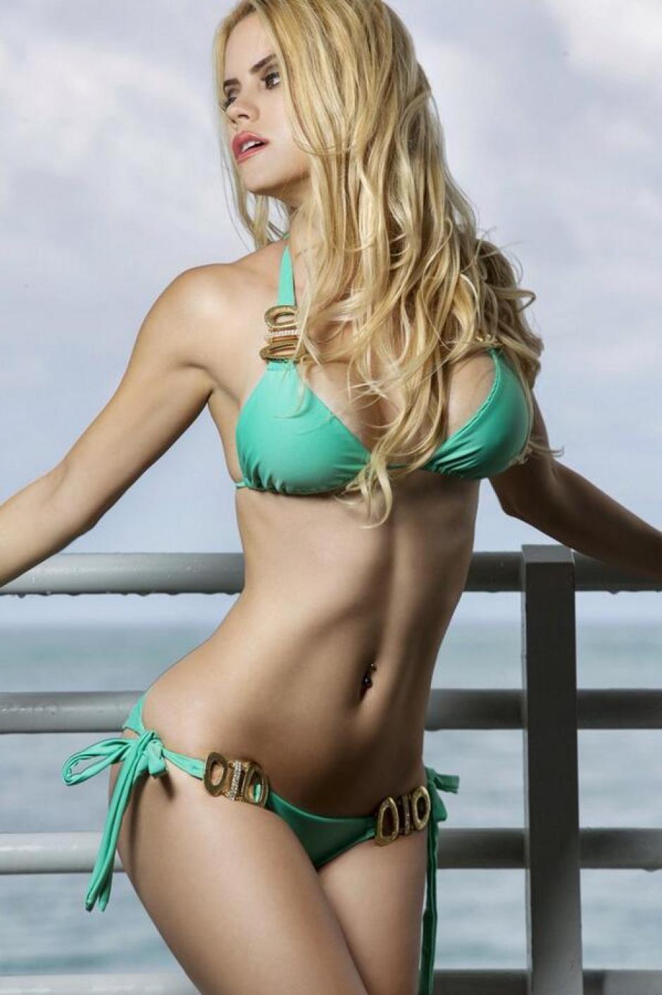 La modelo utilizaba las tarjetas para hacer compras al por mayor y las volvía a vendía a través de su página. (Foto: www.excelsior.com.mx)