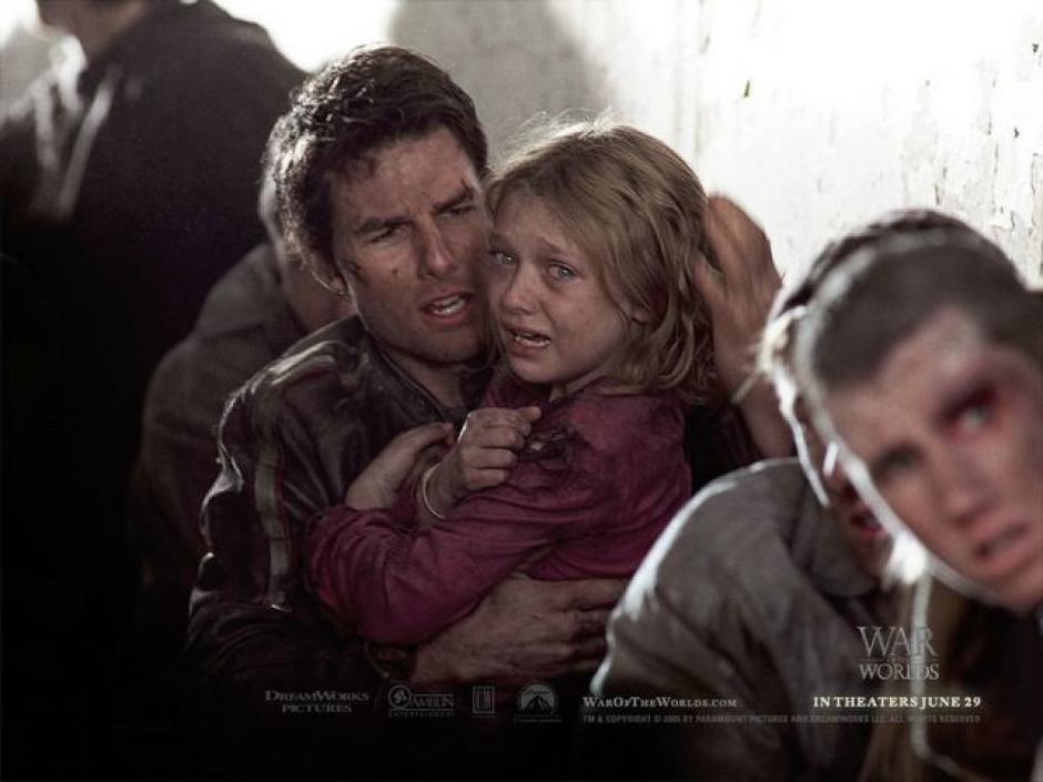 En la Guerra de los mundos compartió escena con Tom Cruise. (Foto: google)