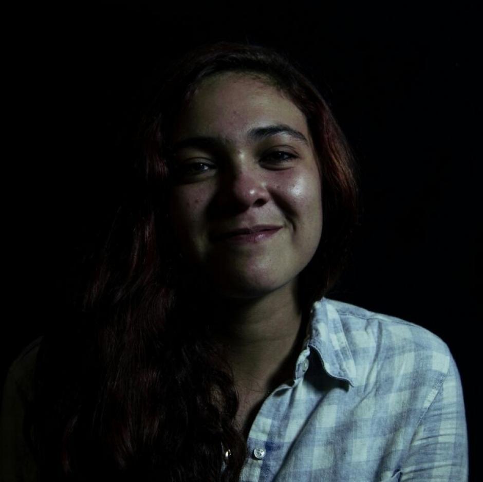 Lucía se caracteriza por tener un carácter fuerte, ser dedicada, estudiosa e inteligente. (Foto: Facebook/Lucía Samayoa)