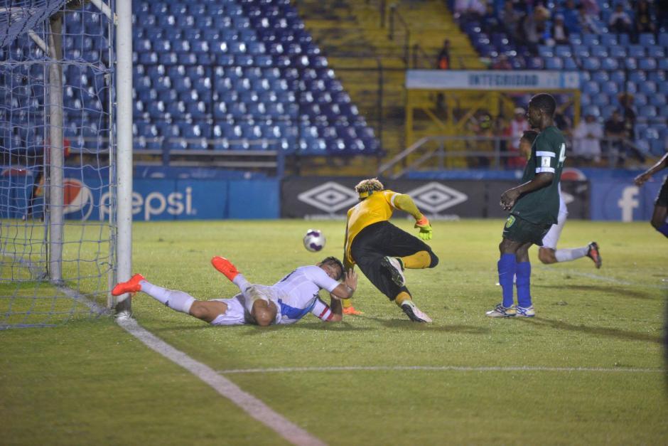 Guatemala se queda con la victoria, aunque no le alcanzó para Rusia 2018. (Foto: Wilder López/Soy502)