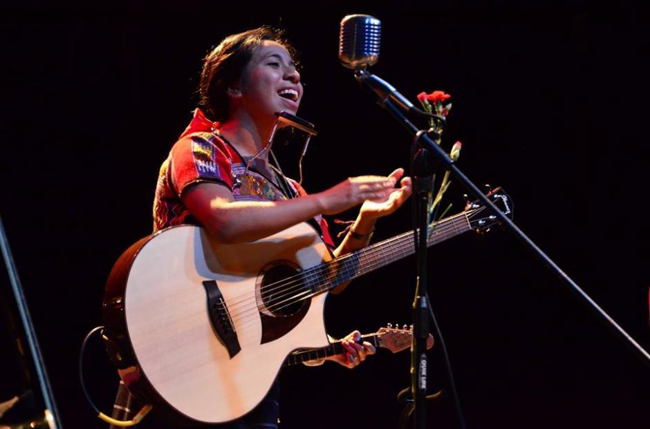 Sara Curruchich ha sorprendido al mundo con su inigualable voz. (Foto: Archivo/Soy502)