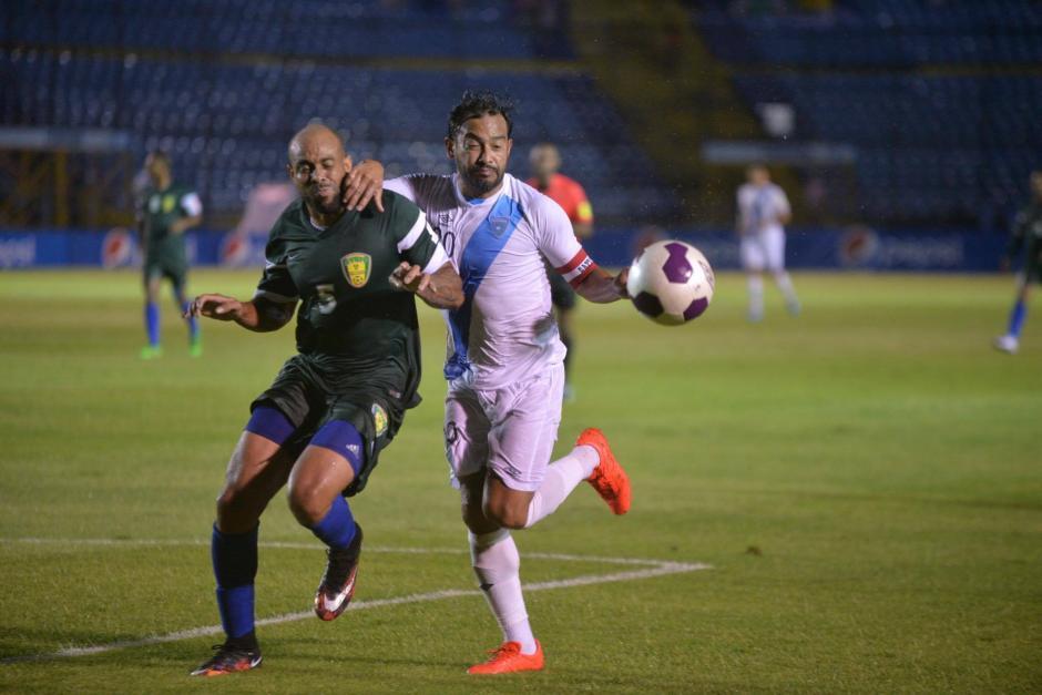 Es la primera vez que la Selección Nacional anota 9 goles en un partido de eliminatoria. (Wilder López/Soy502)