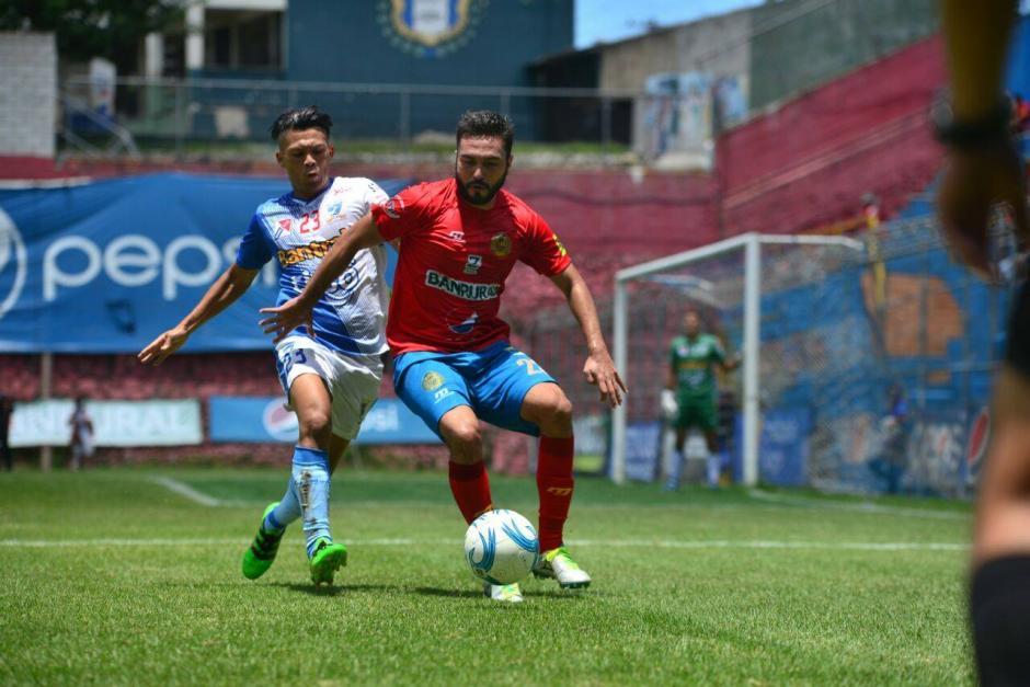 Los Rojos supieron superar el gol del empate de Suchi. (Foto: Wilder López/Soy502)