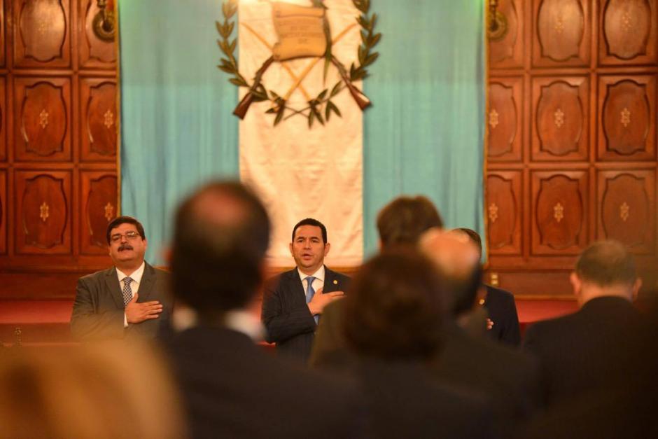 Morales aclaró que el desarrollo urbano no riñe con el desarrollo rural.  (Foto: Jesús Alfonso/Soy502)
