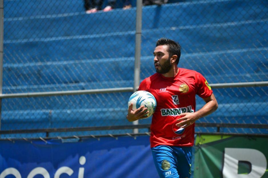 Carlos Kamiani fue el jugador del partido con dos goles y una asistencia. (Foto: Wilder López/Soy502)