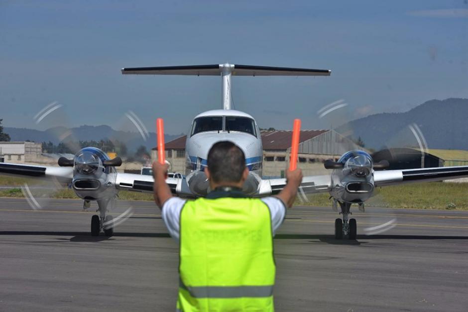 El aeropuerto Los Altos facilitará los vuelos nacionales. (Foto: Wilder López/Soy502)
