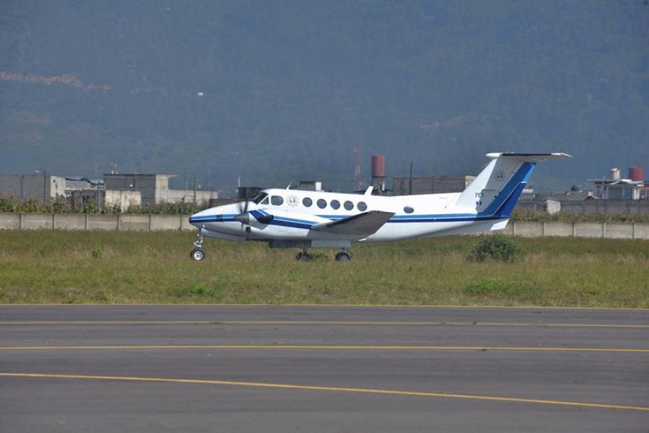 El objetivo de los vuelos es incrementar el turismo nacional e internacional. (Foto: Wilder López/Soy502)