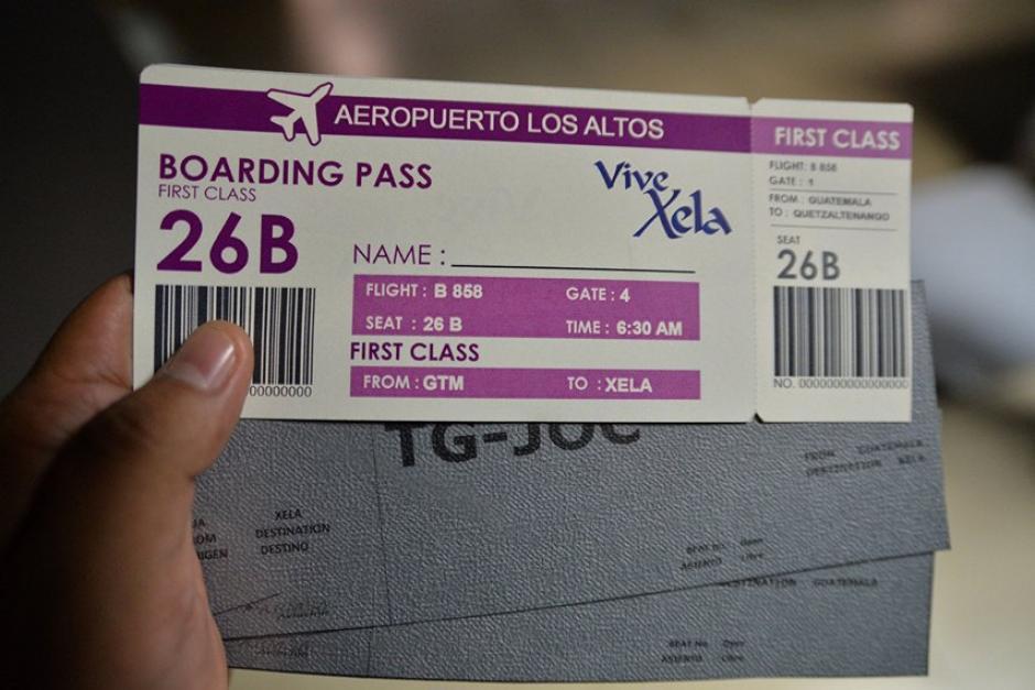 El vuelo de la ciudad capital a Quetzaltenango dura alrededor de 30 minutos. (Foto: Wilder López/Soy502)