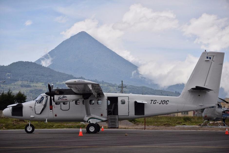 Se prevé que los vuelos internacionales funcionen en diciembre. (Foto: Wilder López/Soy502)