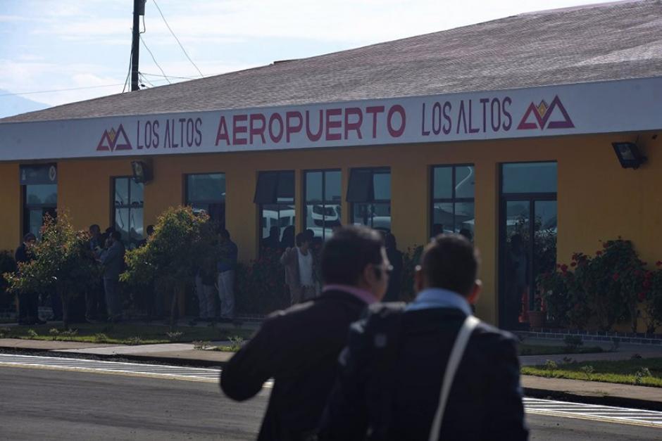 Desde este sábado 10 de septiembre quedan inaugurados los vuelos internos. (Foto: Wilder López/Soy502)