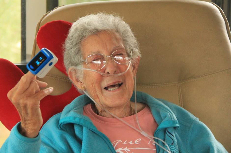 Norma murió a los 90 años. (Foto: Driving Miss Norma/Facebook)