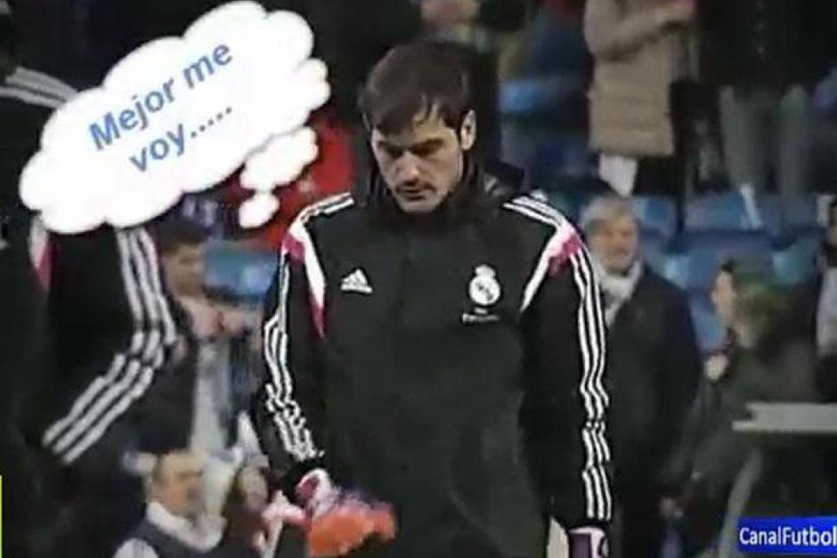 Casillas se irá luego de varias temporadas complicadas con el Real Madrid. (Foto: as.com)