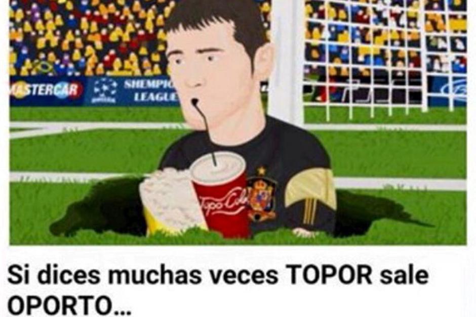 """Iker el """"Topor"""" y su llegada al Oporto. (Foto: as.com)"""