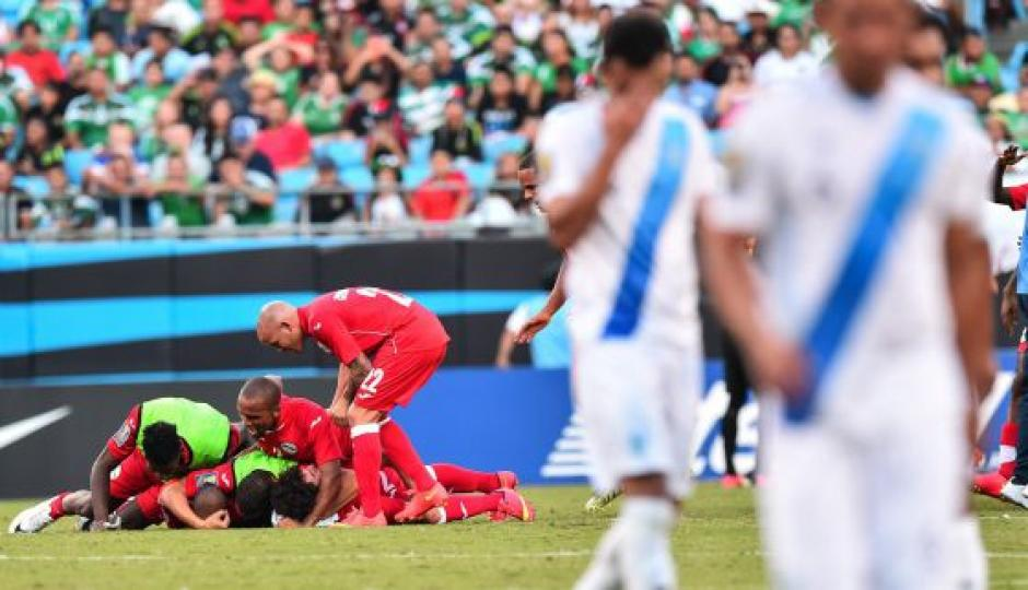 Guatemala fuera del futbol internacional foto