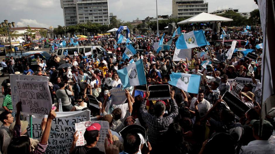 Guatemala clama por reforma electoral. (Foto: Archivo/Soy502)