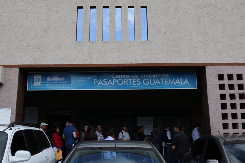 El fallo que tuvieron ayer fue por no poder comprobar los datos del DPI con el Renap. (Foto: Alejandro Balán/Soy502)