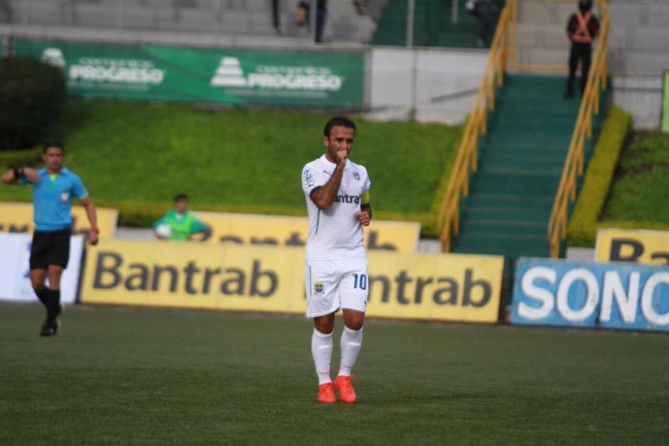 José Contreras volvió a ser clave para Comunicaciones. (Foto: Página oficial de Comunicaciones)